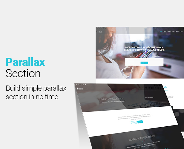 Braink - Responsive Multi-Purpose Joomla Template