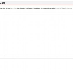 03 Add Your Own Css